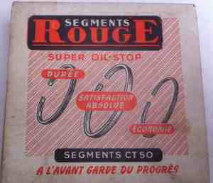 Moteur, Chemises + Pistons, Segments, Culasses et Soupapes 2cv