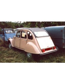 2 CV 6 Beige Colorado 1983