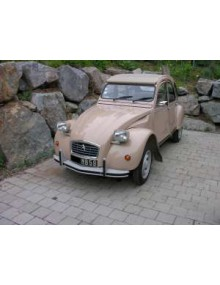 2cv6 Club beige colorado 1984